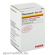 Thioctacid 600 Hr Filmtabletten ab 23,03 Euro
