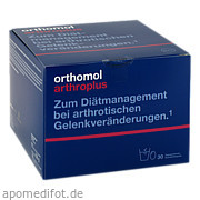 Orthomol arthroplus Granulat/Kapseln Orthomol pharmazeutische Vertriebs GmbH