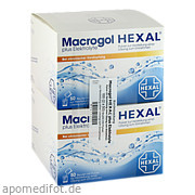 Macrogol Hexal plus<br>Elektrolyte