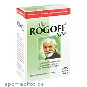 Ilja Rogoff Thm