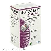 Accu - Chek Compact Teststreifen EurimPharm Arzneimittel GmbH