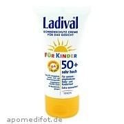 Ladival für Kinder<br>Sonnenschutz Creme<br>Lsf 50 +