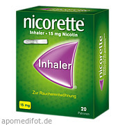 Nicorette Inhaler 15mg<br>