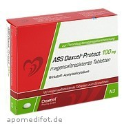 Ass Dexcel Protect 100mg Dexcel Pharma GmbH