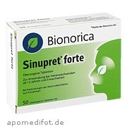 Sinupret forte Dragees Emra - Med Arzneimittel GmbH