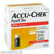 Accu - Chek FastClix Lanzetten Medi - Spezial