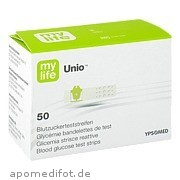 mylife Unio Blutzucker<br>- Teststreifen