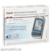 Beurer Gl 34 Blutzuckermessgerät<br>mg/dl