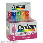 Centrum Für Sie 50 +  (Capletten) Pfizer Consumer Healthcare GmbH