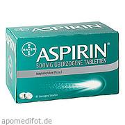 Aspirin 500mg überzogene Tabletten Bayer Vital GmbH