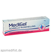 MediGel Schnelle Wundheilung<br>