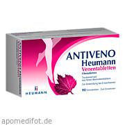 Antiveno Heumann Venentabletten<br>Filmtabletten