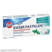 Emser Pastillen mit Mentholfrische zuckerfrei Siemens & Co