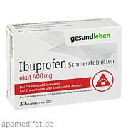 Ibuprofen 400 Schmerztabletten Gehe Pharma Handel GmbH