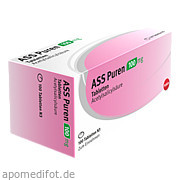 Ass Puren 100 mg Tabletten Puren Pharma GmbH & Co.  Kg