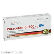 Paracetamol 500mg Ipa Inter Pharm Arzneimittel GmbH