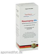 Nasenspray Ipa Inter Pharm Arzneimittel GmbH