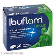 Ibuflam akut 400mg Filmtabletten Sanofi - Aventis Deutschland GmbH Gb Selbstmedikation /Consumer - Care