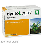 dysto Loges Tabletten Dr.  Loges  +  Co.  GmbH