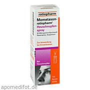 Mometason - ratiopharm Heuschnupfenspray ratiopharm GmbH