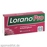 Lorano Pro 5 mg Filmtabletten Hexal AG